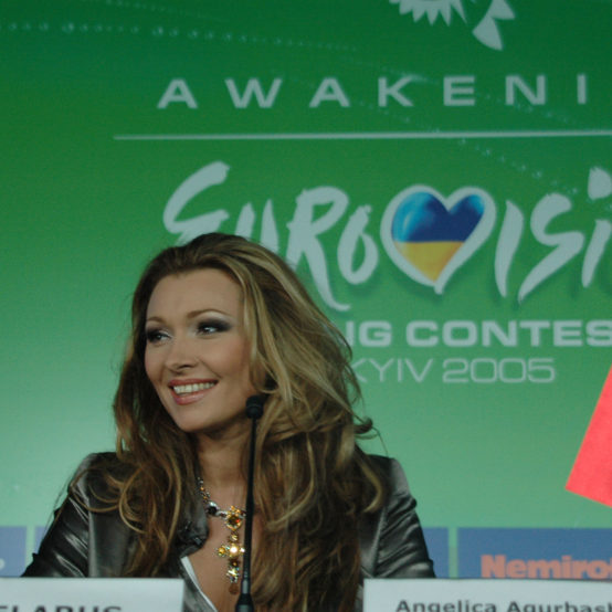 ESC 2005, Press Conference. Photo by: Roman Rodin